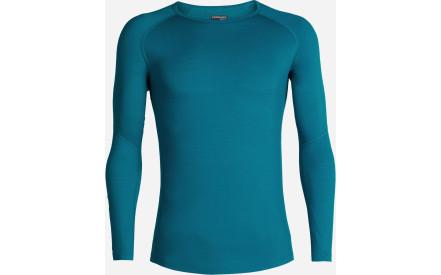 Pánské funkční triko s dlouhým rukávem Icebreaker Mens 150 Zone LS Crewe -  alpine monsoon 48c87a0ad7