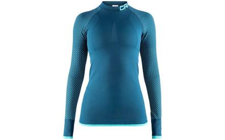 df6d9011b38 Dámské funkční triko Craft Warm Intensity - modrá
