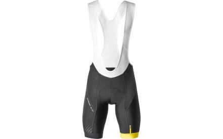 Cyklistické kalhoty Mavic Cosmic Elite Bib Short - black white 3a48df13c3