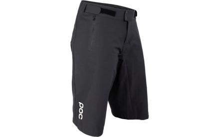Dámské cyklistické kraťasy POC Resistance Enduro Lt WO Shorts - Carbon black 697d5d4abd