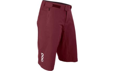 Dámské cyklistické kraťasy POC Resistance Enduro Lt WO Shorts - Propylene  Red a55082a091