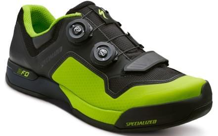 411e712c7e8 Cyklistické tretry Specialized 2FO Clip Lite - black monster green