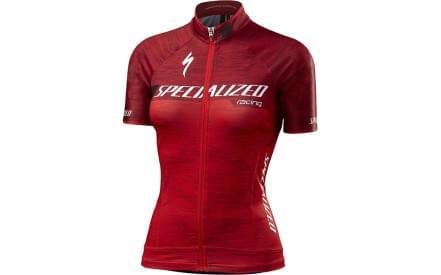 Dámský cyklistický dres Specialized Sl Pro Jersey Wmn - team red 5e1ad89cf8