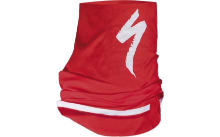 Šátek Specialized Tubular Headwear S-Logo - red white black 58b1e32ad7