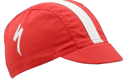Pánská čepice Specialized Podium Hat - Cycling Fit - red dce55824b1