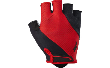 Cyklistické rukavice Specialized Bg Gel Glove SF - red 8f2913aaba