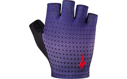 Dámské cyklistické rukavice Specialized Body Geometry Grail Wmn SF - indigo  fade d1efd66cf5