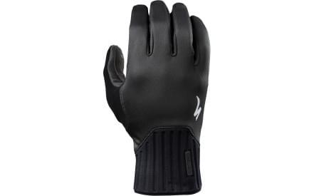 Zimní cyklistické rukavice Specialized Deflect - black 019120938d