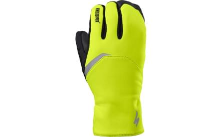 Zimní cyklistické rukavice Specialized Element 2.0 Glove LF - neon yellow 201fa6fd1a