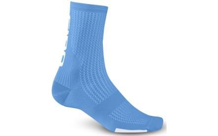 Cyklistické ponožky Giro Hrc Team - blue jewel white a816f1c8bb