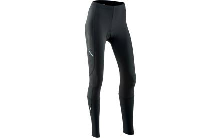 Dámské cyklistické kalhoty Northwave Swift Tights Mid Season Pad K110Woman  - black 31c0eabd5d