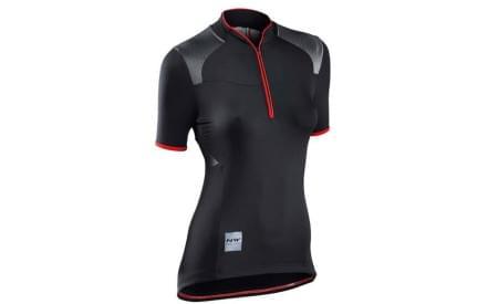 Dámský cyklistický dres Northwave Venus 2 Jersey Short Sleeves - Black df4e3211b5