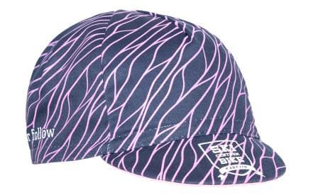 Cyklistická čepice SBCR limited edition - Navy Pink 611fe1fd37