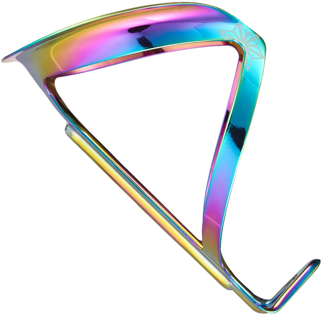 Supacaz Fly Cage Ano (Aluminum) - Oil Slick uni