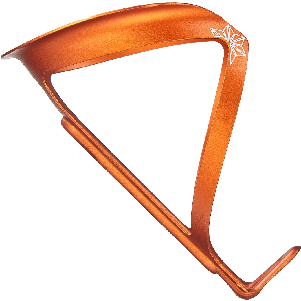 Supacaz Fly Cage Ano (Aluminum) - Neon Orange uni