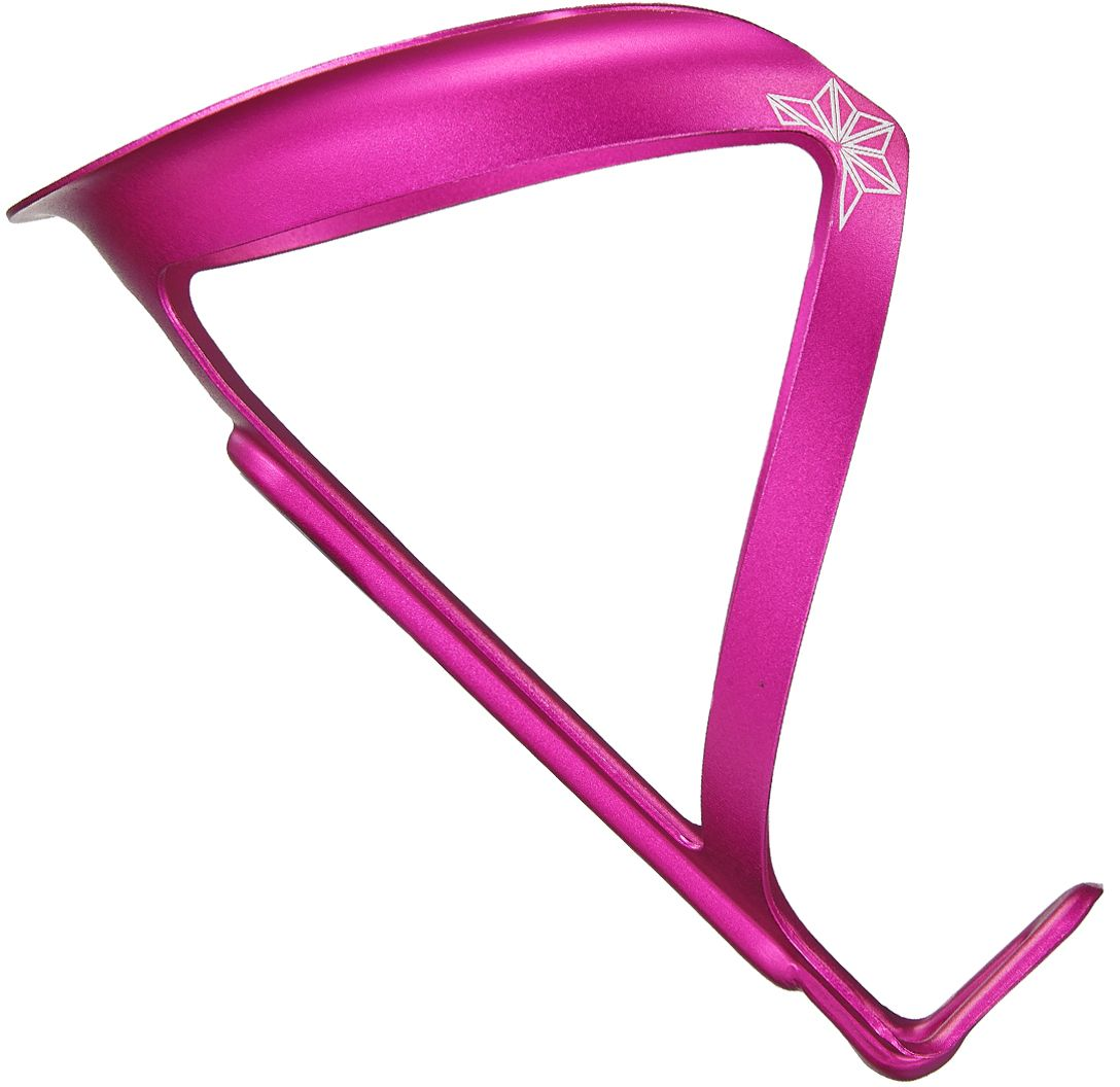 Supacaz Fly Cage Ano (Aluminum) - Neon Pink uni