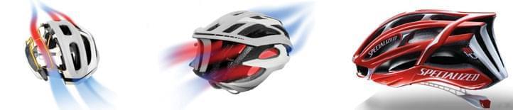 b1a4599d9 V zadní části helmy je pak dalšími otvory odváděn ohřátý vzduch od hlavy.
