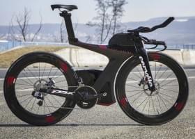 Cérvelo P5X - triatlonové kolo snů