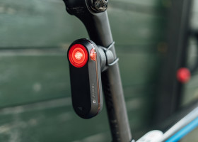 Test cyklistického radaru Garmin Varia RTL 515