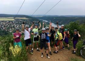 Cyklotrasa MTB -  Z Radotína přes Všenory až do Měchenic a zpět - 57 km