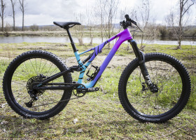 Kola od nás - Specialized Stumpjumper FSR Wmn Comp Carbon 27,5 – Mixtape LTD