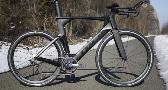 Kola od nás - Triatlonové kolo Trek Speed Concept