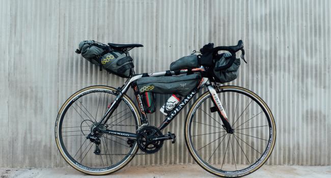 Guide - Expediční Bikepacking