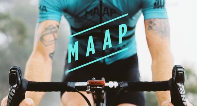 MAAP – dotek australské cyklistiky