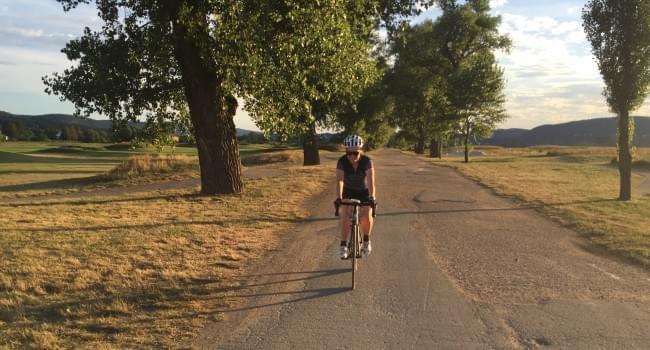 Cyklotrasa #SBCR 100 - Z Radotína do Nižboru a zpět