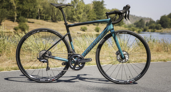 Kola od nás - Silniční kolo Specialized Men's Tarmac Disc Comp 2019 - Sagan Collection LTD