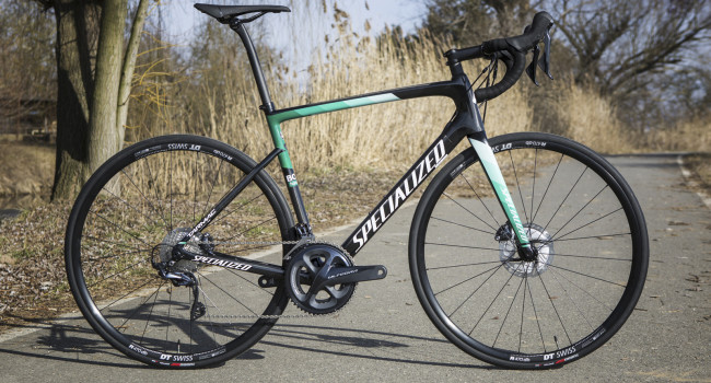 Kola od nás - Specialized Tarmac Men's SL6 Comp - team Bora replica