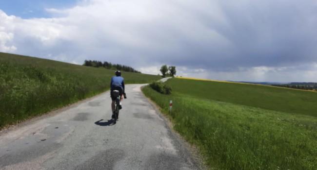 Bikepacking za Prahou - Sazava