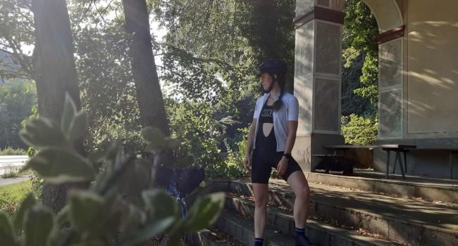 Bikepacking za hranice: Graz - Alpy - České Budějovice