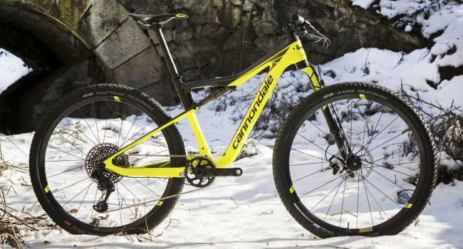 Kola od nás - Cannondale Scalpel-Si World Cup