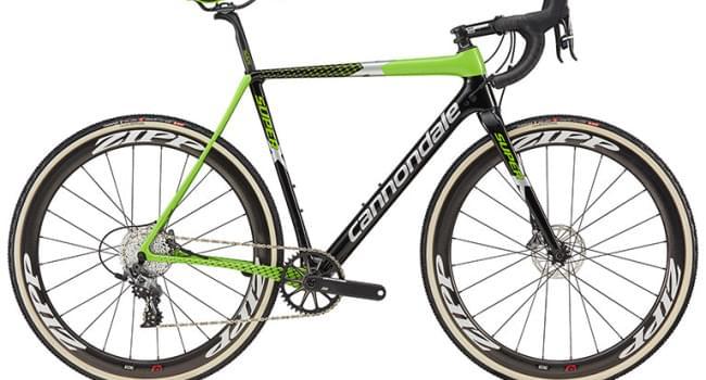 Nová cyklokrosová kola Cannnondale SuperX a CaadX 2017