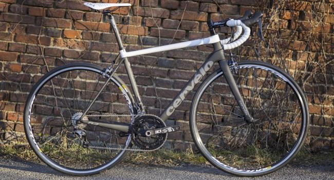 Silniční kola Cervélo - řada R