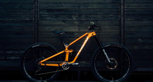Kola od nás SBCR Rider Standa Bříza a jeho Trek Slash 2021