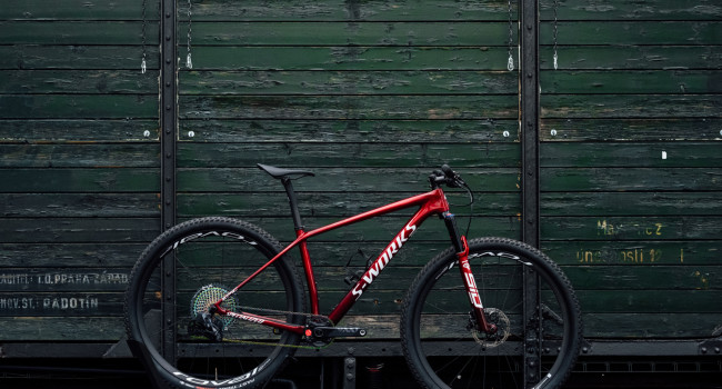 Kola od nás Specialized S-Works Epic HT 2021