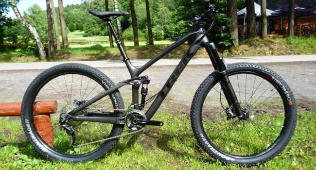 Nový Trek Fuel EX 29 a 27,5 Plus 2017