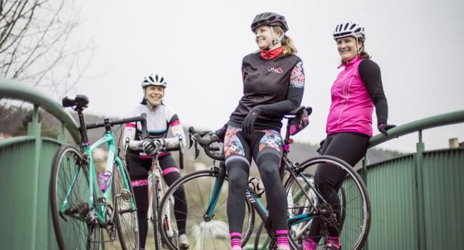 Něžná tvář cyklistiky