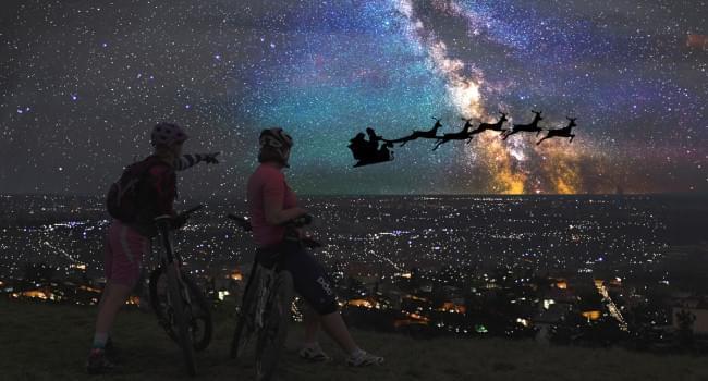 Vánočně noční SBCRide