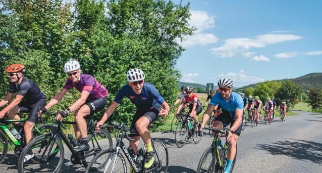 Cyklotrasa silnice - Z Radotína na Zadní Kopaninu, Beroun, Hostomice, Řevnice a zpět - 88 km
