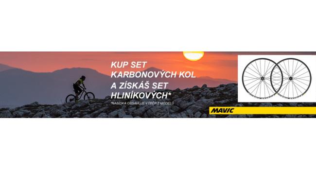 Akce MAVIC 1+1