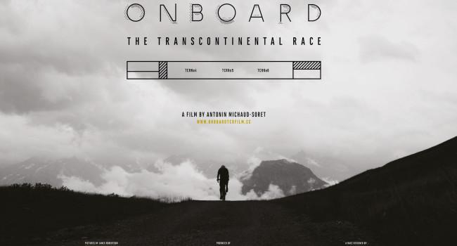 Onboard the Transcontinental Race - česká premiéra filmu v SBCR!