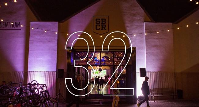 32 narozeniny SBCR