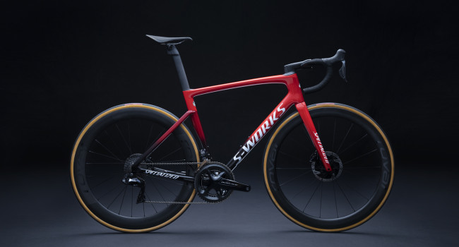 Nový Specialized Tarmac 2021