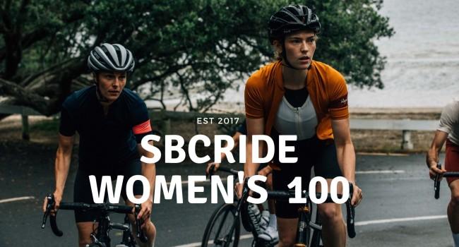 SBCRide Womens100 - 2021