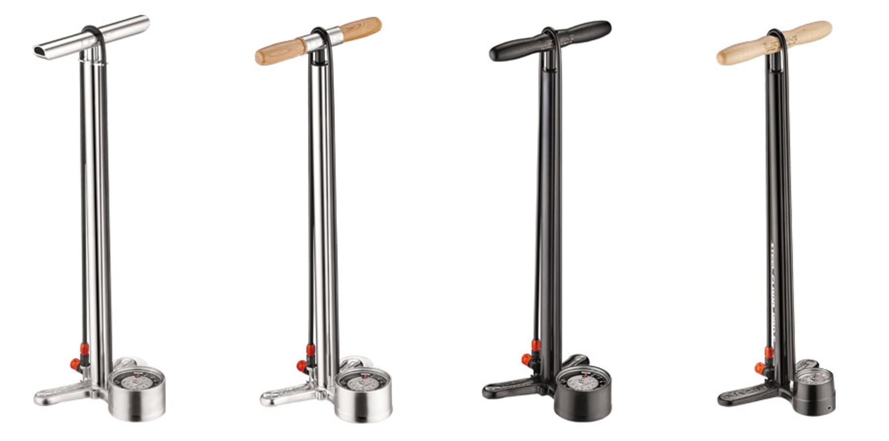f98c8973a8 Předností nožní pumpy je snadné a extrémně rychlé nahuštění na velký tlak.  Pokud na kole jezdíte často