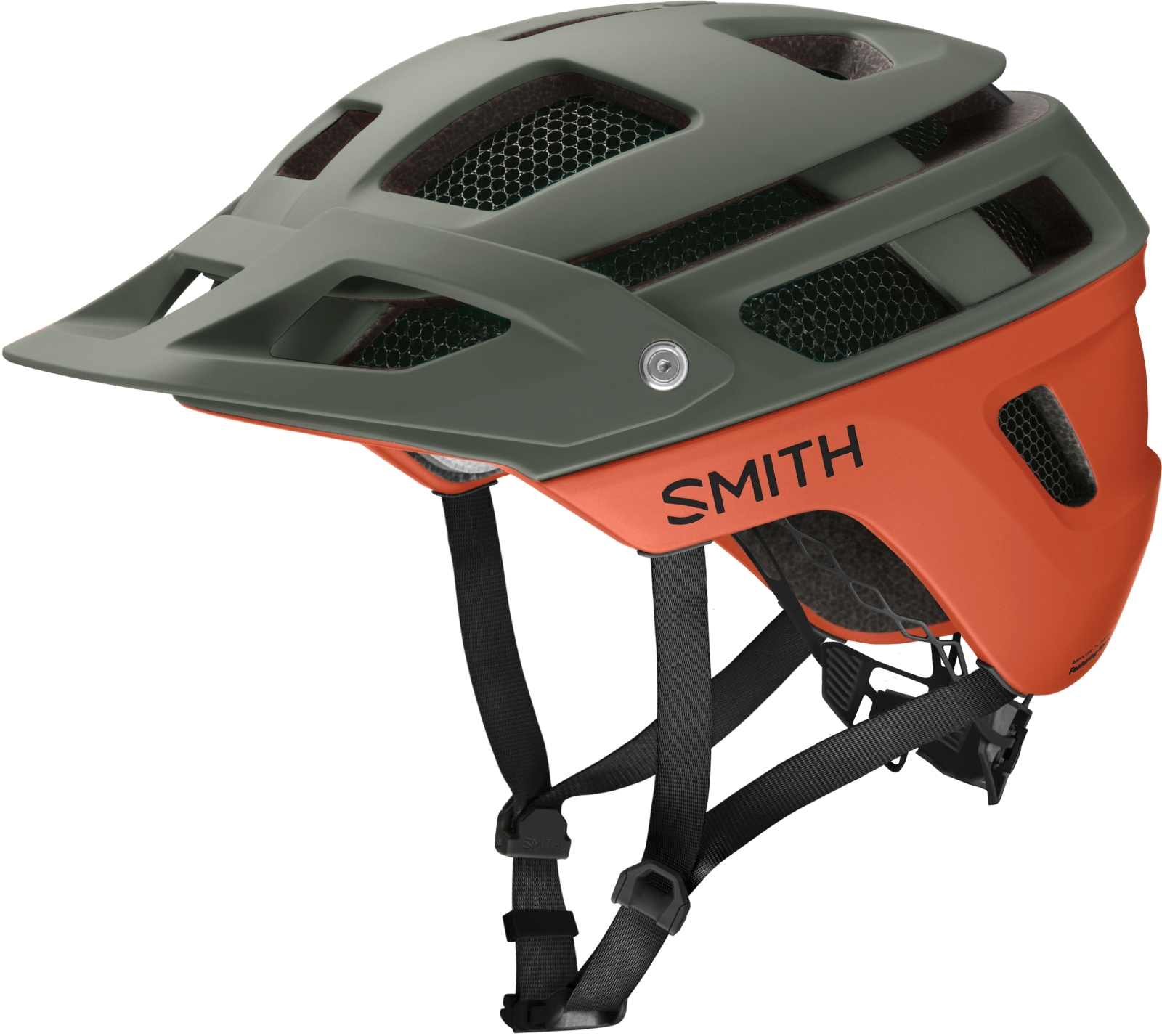Smith Forefront 2MIPS - matte sage - red rock 59-62