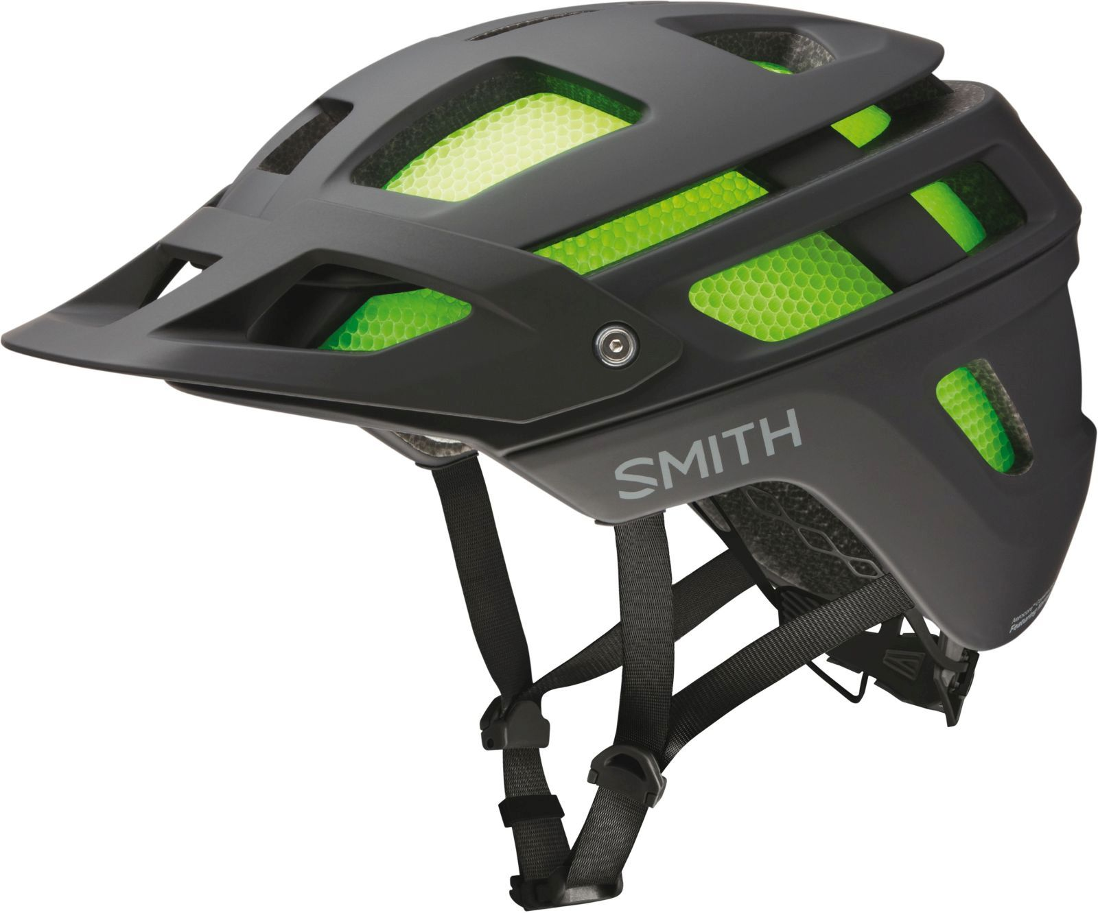 Smith Forefront 2MIPS - matte black 55-59